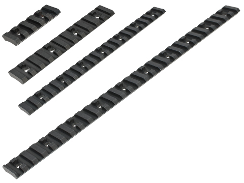 Unique-ARs Add-On Picatinny Rail Section for Free Float Handguards (Length: 11.5)