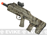 APS V.2 Full Size UAR Urban Assault Rifle Airsoft AEG w/ Metal Gear Box - A-TACS