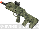 APS V.2 Full Size UAR Urban Assault Rifle Airsoft AEG w/ Metal Gear Box - A-TACS Foliage