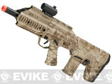 APS V.2 Full Size UAR Urban Assault Rifle Airsoft AEG w/ Metal Gear Box (Color: Kryptek Nomad)