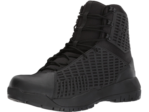 Under Armour Men's UA Stryker Tactical Boots (Size: Black / 8)