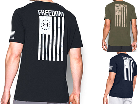Under Armour Men's UA Freedom Flag T-Shirt