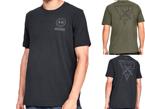 Under Armour Men's UA Freedom Tactical T-Shirt