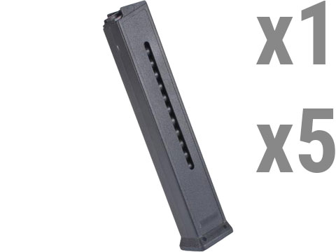 UFC 110rd Mid-Cap Magazine for H&K UMP Series Airsoft AEG Rifle (Package: Single Magazine)