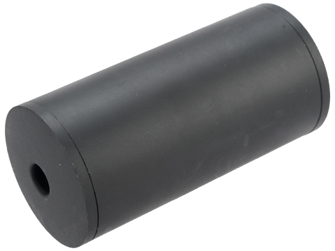 A&K 3.25 Stubby CQB Mock Suppressor for 14mm Negative Threaded Barrels