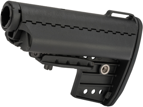 UFC Modular Adjustable Stock for M4/M16 Series Airsoft AEGs (Color: Black)