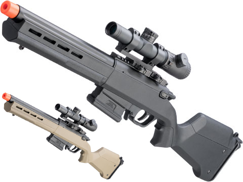 AMOEBA Striker S2 Gen2 Bolt Action Scout Rifle w/ M-LOK Handguard