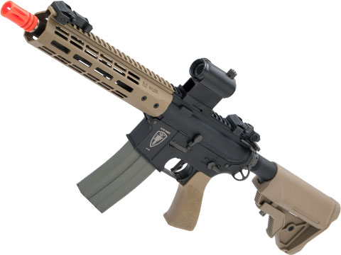 Bone Yard - Elite Force Competition M4 Airsoft AEG Rifle w/ M-LOK Rail (Store Display, Non-Working Or Refurbished Models)