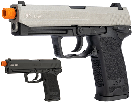 Heckler & Koch / Umarex H&K USP Tactical Full Size CO2 Gas Blowback Pistol (Color: Black)
