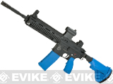 T4E Training for Engagement CO2 Powered .43 Caliber Training Marker (Model: HK416 / Blue)