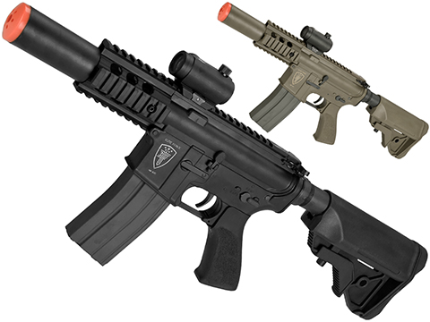 Bone Yard - Elite Force CQC GEN7 Competition M4 Airsoft AEG Rifle (Store Display, Non-Working Or Refurbished Models)