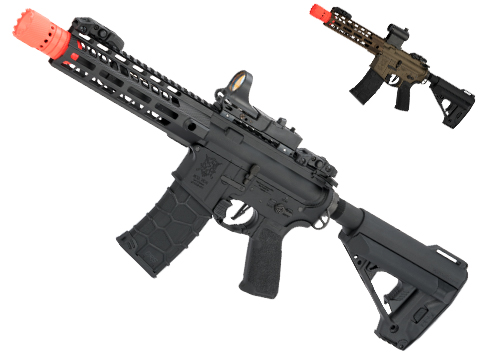 Elite Force/VFC Avalon Gen2 Full Metal VR16 Saber CQB M4 AEG Rifle with M-LOK Handguard (Color: Black)
