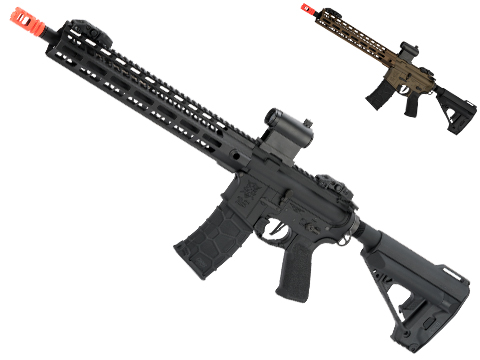 Elite Force/VFC Avalon Gen2 Full Metal VR16 Saber Carbine M4 AEG Rifle with M-LOK Handguard (Color: Black)