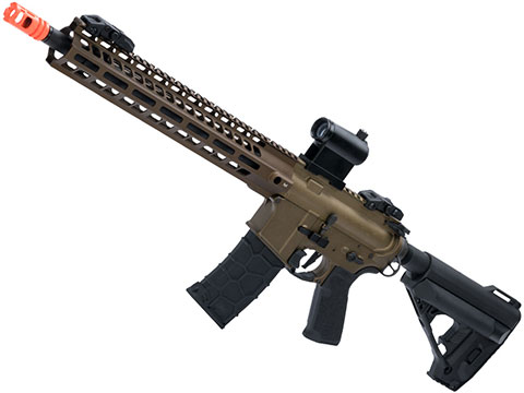 Elite Force / VFC Avalon Gen2 Full Metal VR16 Saber Carbine M4 AEG Rifle with M-LOK Handguard (Color: Bronze)