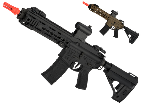 Elite Force/VFC Avalon Gen2 Full Metal VR16 Calibur CQB M4 AEG Rifle with Keymod  Handguard (Color: Black)