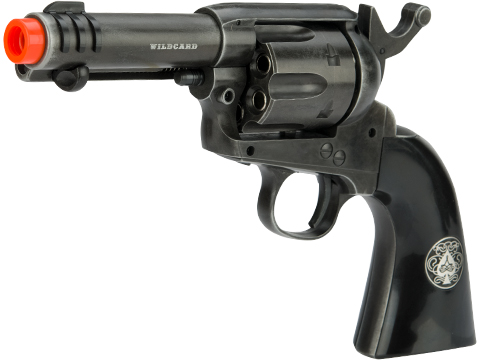 Bone Yard - Elite Force Legends WildCard CO2 Powered Airsoft Revolver (Store Display, Non-Working Or Refurbished Models)
