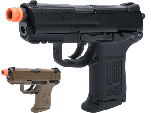Umarex Heckler & Koch Licensed HK45 Compact Tactical Airsoft GBB Pistol