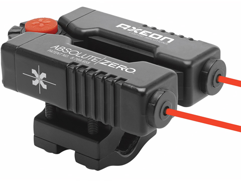 AXEON Absolute Zero Laser Sighting / Zeroing Tool