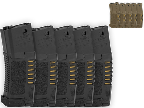 ARES Amoeba 250rd Gen5  Magazine for M4/M16 Series Airsoft AEG Rifles