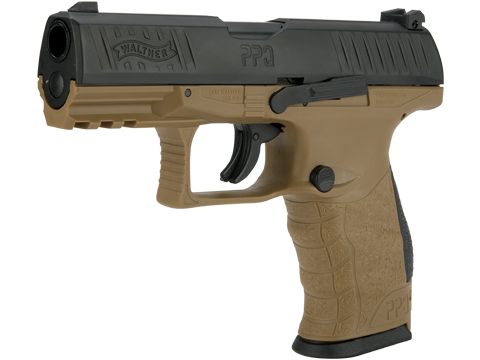 T4E Training for Engagement Walther PPQ .43 Training Pistol (Color: Flat Dark Earth)