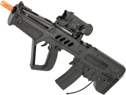Evike.com Custom Licensed Elite Tavor TAR-21 with Polarstar F1 HPA Engine (Color: Black)