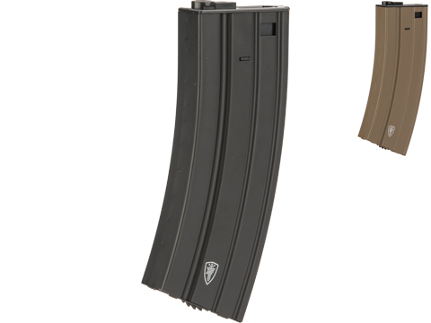 Elite Force M4 / M16 300rd Hi-Cap Steel Magazine for Airsoft AEG Rifles