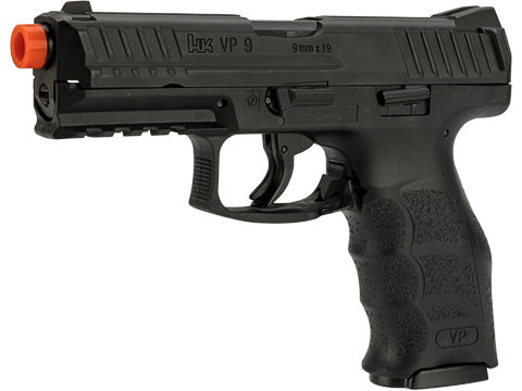 Bone Yard - Heckler and Koch VP9 CO2 Powered Blowback Airsoft Pistol (Store Display, Non-Working Or Refurbished Models)