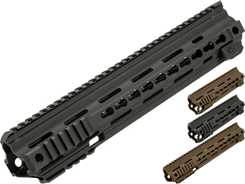VFC Aluminum Calibur Keymod  Handguard for M4/M16 Series Airsoft AEGs