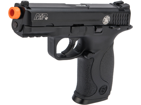 Umarex / Smith & Wesson Licensed M&P 40 CO2 Gas Blowback Pistol (Color: Black)