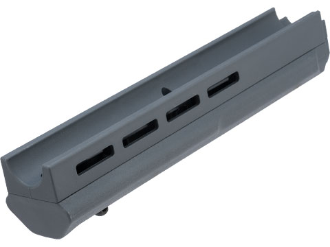 ARES Polymer M-LOK Hand Guard for Amoeba Striker S1 Airsoft Sniper Rifles (Color: Grey)