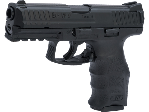 Umarex H&K VP9 Full Size Blowback CO2 Powered Airgun (.177 Cal Air Gun)
