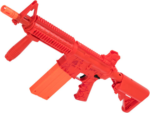 Umarex REKT OPFOUR CO2 Powered Foam Dart Rifle Launcher (Color: Red)