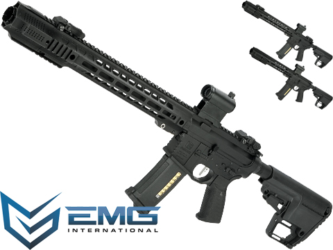 EMG SAI Licensed AR15 GRY AEG Training Rifle by Umbrella Armory