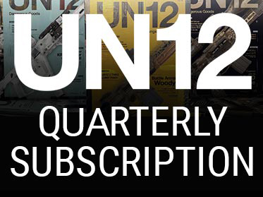UN12 Magazine Subscription Service w/ Free Limited Edition Patch