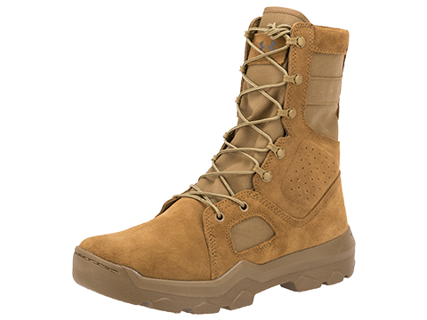 Under Armour Men's UA FNP Tactical Boots (Size: 8.5 / Coyote Brown)