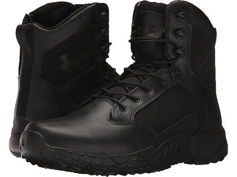 Under Armour Men's UA Stellar Tac Side Zip Boot