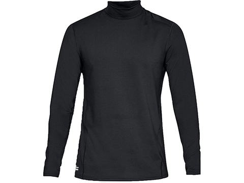 Under Armour Men's Tactical Reactor Mock Base Layer Shirt