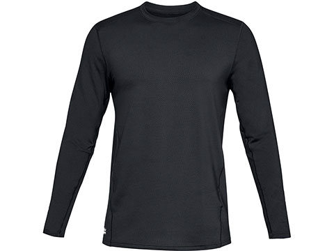 Under Armour Men's UA Tactical Reactor Base Crew Long Sleeve Cold Weather Shirt