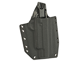 Raven Concealment Systems Right Handed Standard Configuration Phantom with Outside the  Waistband Belt Loops (Gun: GI Spec. 5 1911 with Rail)