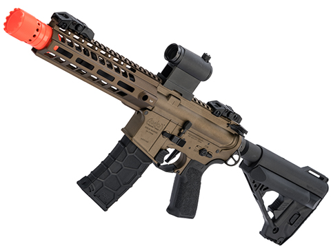 Elite Force / VFC Avalon Gen2 VR16 Saber CQB M4 AEG Rifle (Color: Bronze)