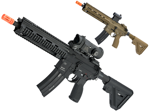 Umarex Licensed H&K 416 A5 AEG w/ Avalon Gearbox by VFC (Model: Black)