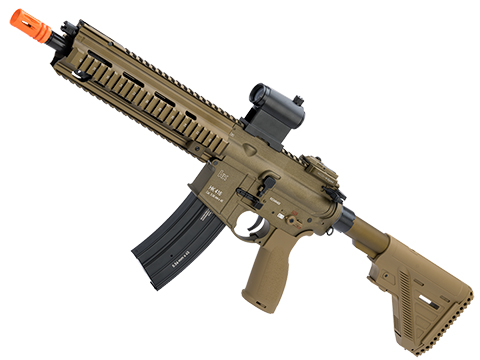 Umarex Licensed H&K 416 A5 AEG w/ Avalon Gearbox by VFC (Model: Tan)