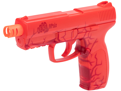 Umarex REKT OPSIX CO2 Powered Foam Dart Launcher (Color: Red)
