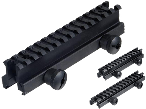 UTG Full Length Riser Mount for 20mm Rails (Type: 0.5 Low-Profile)