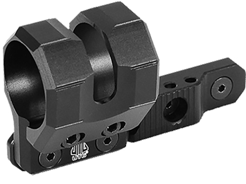 UTG M-LOK® Offset Flashlight Ring Mount (Color: Matte Black)