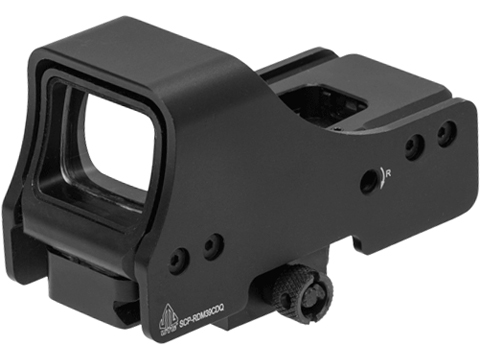 UTG 3.9 Red/Green Circle Dot Reflex Sight