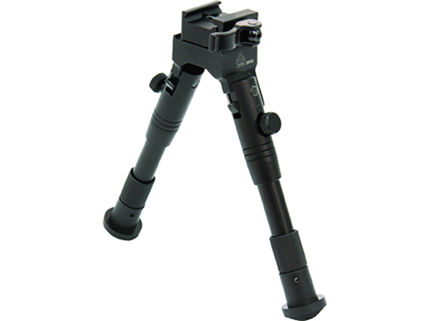 UTG New Gen Med Pro Shooters Bipod w/ Quick Detach Mount