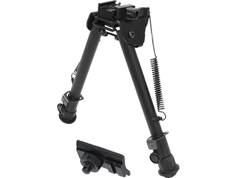 UTG Tactical OP Bipod w/ QD Lever Mount (Type: Long)