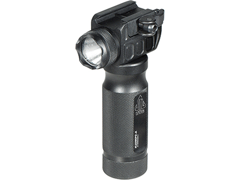 UTG 400 Lumen Grip Light w/ QD Mounting Base