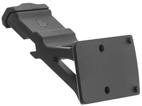 UTG Super Slim 45 Degree Angle Mount (Type: RMR / Black)